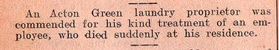 laundry death